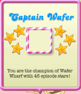 Captain Wafer