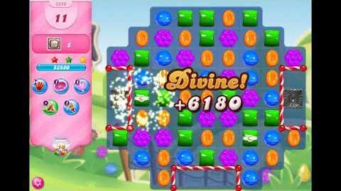 Candy Crush Saga - Level 3246 ☆☆☆