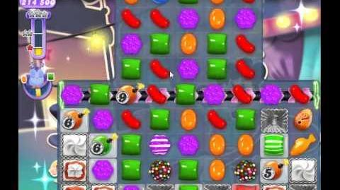 Candy Crush Saga Dreamworld Level 549 (Traumwelt)