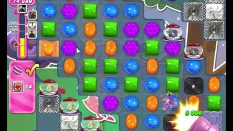 Candy Crush Saga LEVEL 2354 NO BOOSTERS (25 moves)