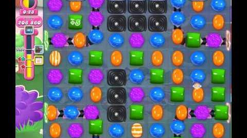 Candy Crush Saga Level 1955 ( New with Extra Time Candy Cannons ) No Boosters 3 Stars
