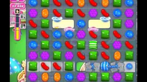 Candy Crush Saga Level 67 - 2 Star - no boosters