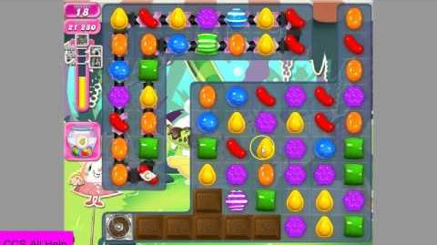Candy Crush Saga Level 979 No Boosters