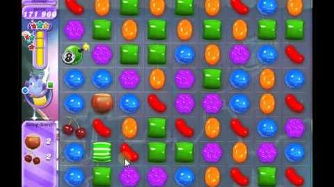 How to beat Candy Crush Saga Dreamworld Level 101 - 3 Stars - No Boosters - 309,000pts