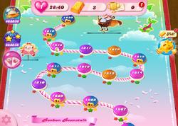 Bonbon Beanstalk HTML5 Map