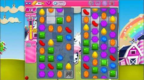 Candy Crush Saga - Level 233 - No boosters ☆☆☆
