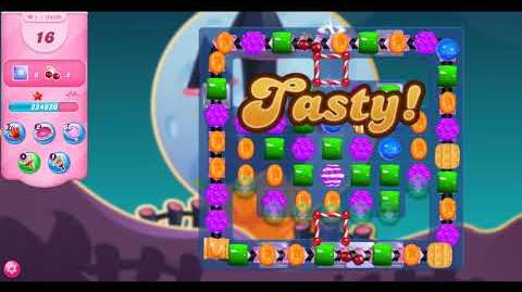 Candy Crush Saga - Level 3890 - No boosters ☆☆☆