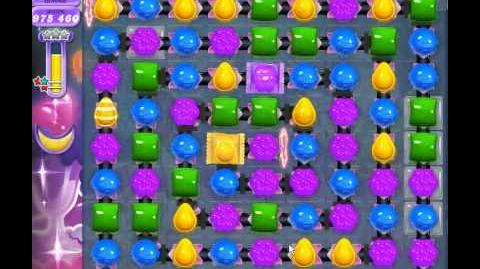 Candy Crush Saga Dreamworld Level 590 (3 star, No boosters)