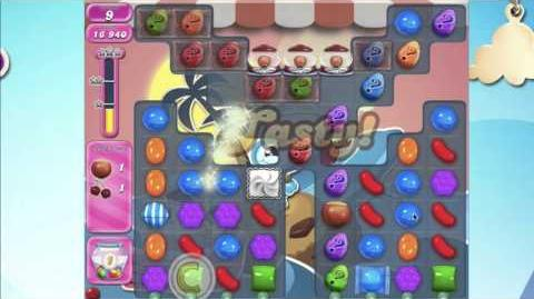 Candy Crush Saga Level 1545 No Booster