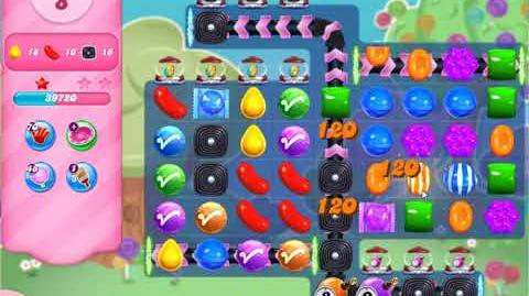 Candy Crush Saga Level 2669 New 23 Moves