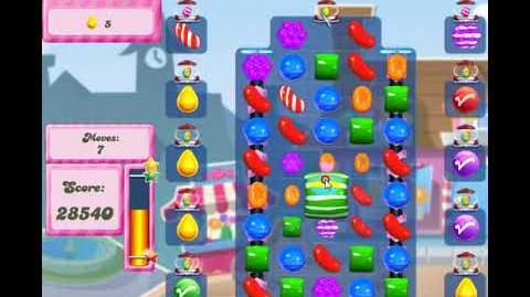 Candy Crush Saga Level 2727 One Hammer 3Star 2700plus Group Update 111017