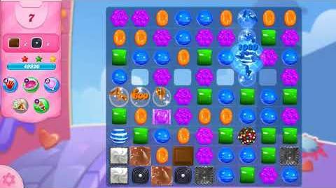 Candy Crush Saga Level 3109 NO BOOSTERS
