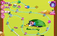 Candy Keep Map Mobile
