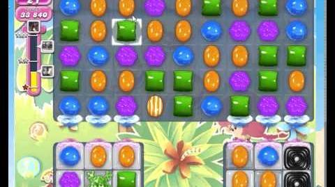 Candy crush saga level 627 - 3 étoiles