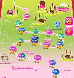 Munchy Marsh HTML5 Map
