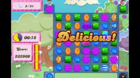Candy Crush Friends Group Level 2795 NO BOOSTERS 3Stars Redesigned 251017