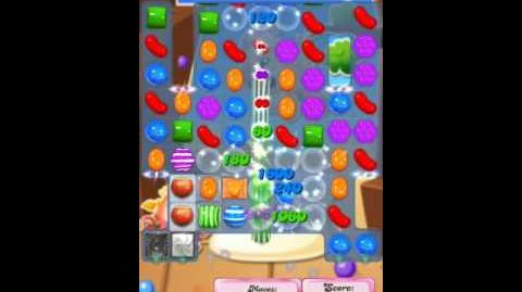 Candy Crush Level 1860 (3rd Version, 28 moves)