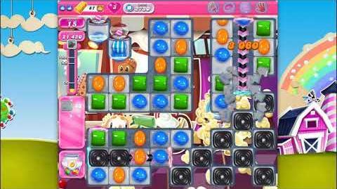Candy Crush Saga - Level 2730 - No boosters ☆☆☆