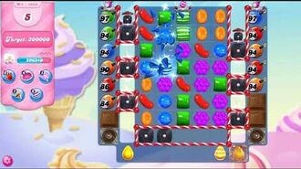 Candy Crush Saga - Level 4063 - No boosters ☆☆☆