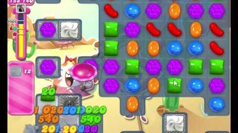 Candy Crush Saga LEVEL 2144 NO BOOSTERS