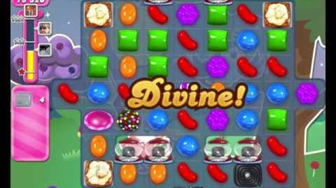 Candy Crush Saga LEVEL 2351 NO BOOSTERS (25 moves)