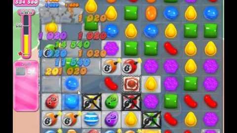 Candy Crush Saga Level 1605