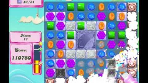 Candy Crush Saga Level 2688 NO BOOSTERS