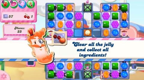 Candy Crush Saga Level 2805 NO BOOSTERS