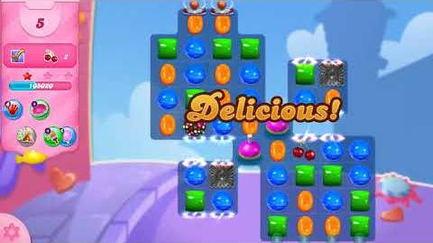 Candy Crush Saga Level 3110 NO BOOSTERS