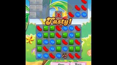 Candy Crush Saga Level 621 NO BOOSTER