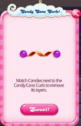 Candy Cane Curls