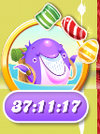 Striped Candy Contest Icon
