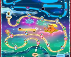 Tiki Fiesta Map