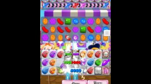 Candy Crush Level 1251 First Mobile Version