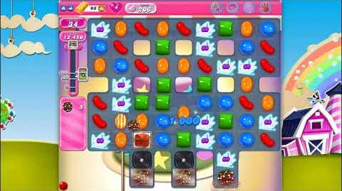 Candy Crush Saga - Level 206 - No boosters ☆☆☆