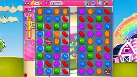 Candy Crush Saga - Level 210 - No boosters ☆☆☆ Top Score