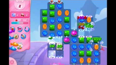 Candy Crush Saga - Level 3110 ☆☆☆