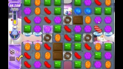 Candy Crush Saga Dreamworld Level 162 No Booster
