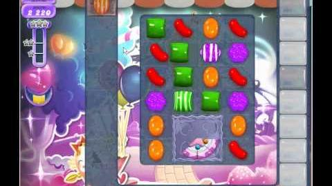 Candy Crush Saga Dreamworld Level 584 (No boosters)