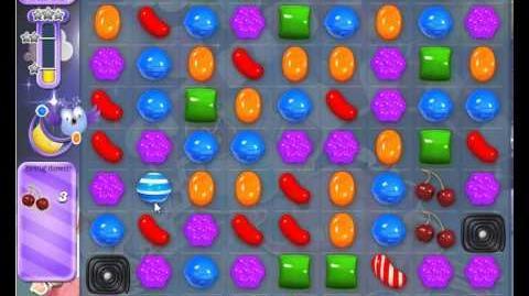 Candy Crush Saga Dreamworld Level 81 (Traumwelt)