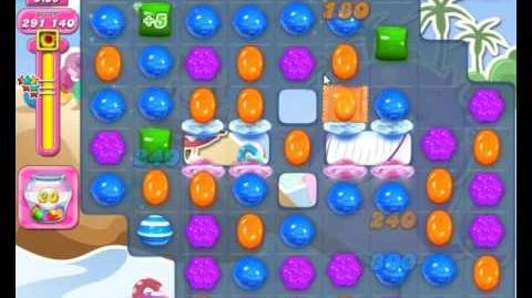 Candy Crush Saga Level 1632 NO BOOSTER (2nd Version + 3 Stars)