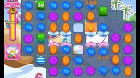 Candy Crush Saga Level 1632 NO BOOSTER (2nd Version + 3 Stars)