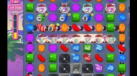 Candy Crush Saga Level 2135 - NO BOOSTERS