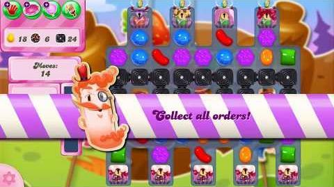Candy Crush Saga Level 2615 NO BOOSTERS