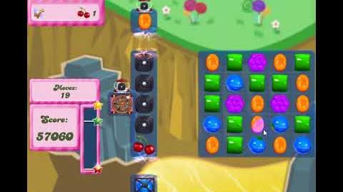 Candy Crush Saga Level 2849 NO BOOSTERS 1Star 2700plus Group