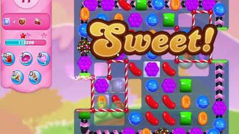 Candy Crush Saga Level 3910 NO BOOSTERS