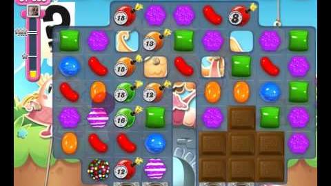 Candy Crush Saga Level 735 No Boosters