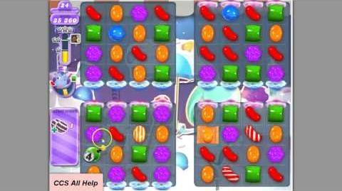 Candy Crush DREAMWORLD Level 356 3*