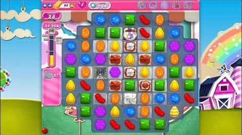 Candy Crush Saga - Level 284 - No boosters ☆☆☆