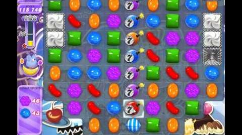 Candy Crush Saga Dreamworld Level 482 (no booster)
